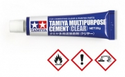 Tamiya Multipurpose Cement klar 20 gr.